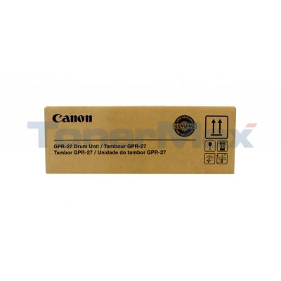 CANON GPR-27 DRUM UNIT BLACK